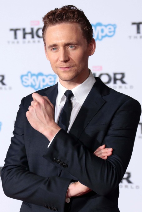 "at the ""Thor: The Dark World"" Los Angeles Premiere, El Capitan Theater, Hollywood, CA 11-04-13"